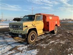 1986 GMC 6000 Fuel Truck