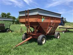 Bradford 300 Bushel Gravity Wagon