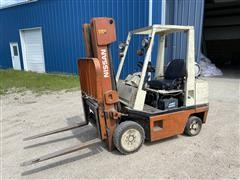 1994 Nissan CH02A25PV Forklift