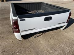 2003 Chevrolet Silverado Pickup Box