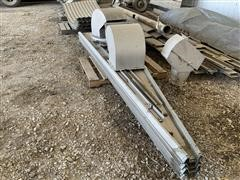 GSI Grain Bin Disassembled On Pallets