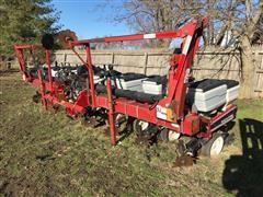 1998 White 6100 8R30 Planter
