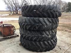 18.4-42 Tractor Tires & Rim