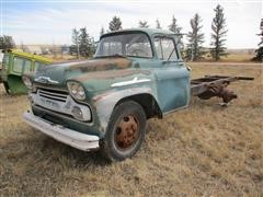 1958 Chevrolet Cab & Chassis
