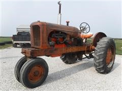 1948 Allis-Chalmers WD 2WD Tractor