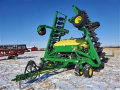 2017 John Deere 1990 Air Seeder