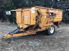 KUHN Knight 3130 Reel Auggie Feed/Mixer Wagon