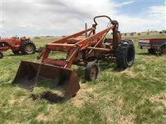 Allis-Chalmers 2WD Tractor W/Loader