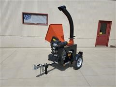 "Echo CH5653 Bear Cat 5"" Chipper"