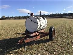 Eaton 300-Gal Fuel Tank & Cart
