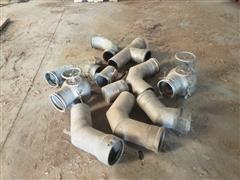 """Irrigation 8"""" Fittings & Socks"""