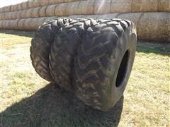 Michelin 20-5-25 Payloader Tires
