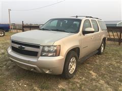 2010 Chevrolet 1500 4x4 Suburban