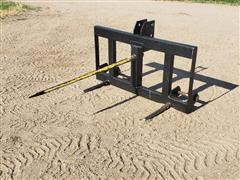 2015 MDS 5702 3-Pt Single Prong Bale Spear