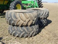Goodyear 24.5x32 Tractor Tires