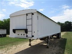 2005 Construction Trailer Specialist GHT-40 T/A Hopper Bottom Trailer