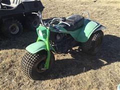 Kawasaki 200 KLT 3 Wheel ATV