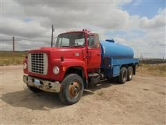 1976 Ford LN9000 T/A Water Truck