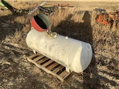 Eveready Gas System 124 Gal Propane Tank