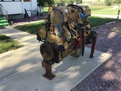 Caterpillar 3406E 6TS Diesel Engine