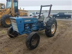 1973 Ford 3000 2WD Tractor