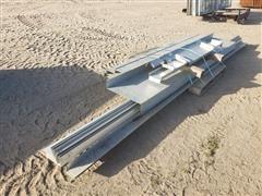 Behlen Galvanized Building Trim Material