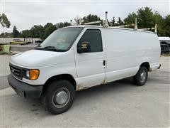 2004 Ford Econoline E250 2WD Extended Cargo Van