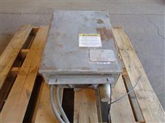 Lindsay 310 Center Pivot Panel Box
