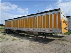 2000 Cornhusker 800 T/A Grain Trailer W/ShurLok Tarp