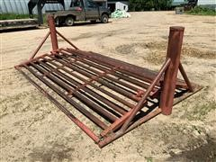 2T Cattle Guard Pitless Auto Gate