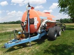 Better-Bilt 2600 Liquid Manure Spreader W/Applicator Shanks