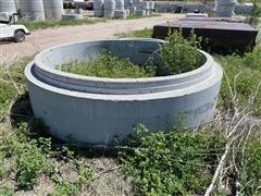 Concrete Formed Man Hole Ring