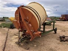 Tomahawk 5050 Silage/Straw Round Bale Shredder