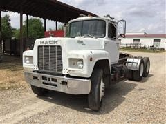 1985 Mack T/A Truck Tractor