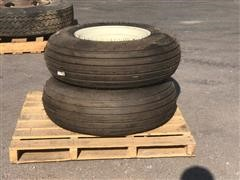 Firestone 9.5L-15 Tires & Rims