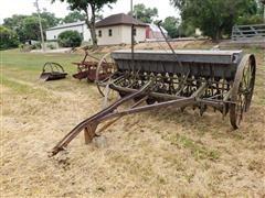 John Deere/Ford Dearborn/Stockhand Grain Drill/Cultivator/Dirt Scoop