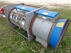 Shivvers Blue Fames & Turbos 3 Phase Fan & Heater