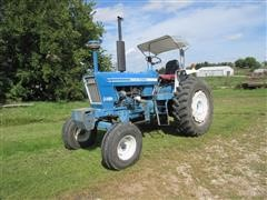 1976 Ford 7600 2WD Row Crop Tractor