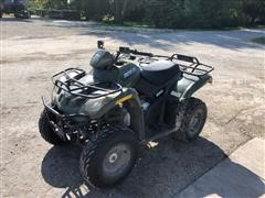 2007 Arctic Cat 250 ATV
