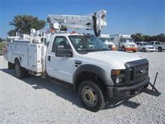 2008 Ford F-550 Bucket Truck