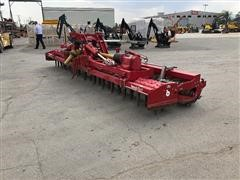 2015 Breviglieri Mekfold K350 Folding Power Harrow