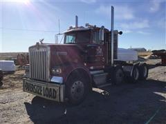 1987 Kenworth W900 Tri/A Truck Tractor