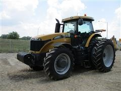 2014 Challenger 655D MFWD Tractor