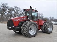 2009 Case IH Steiger 385 4WD Tractor
