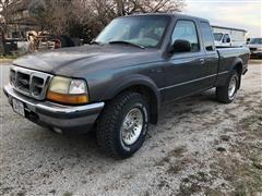 1998 Ford Ranger XLT 4x4 Extended Cab Pickup