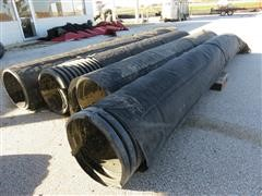 "Advance Drainage Systems 24"" Drainage/Areation Tubes"