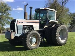 1989 White 160 MFWD Tractor