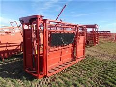 2015 Titan West Combo AI Working Chute