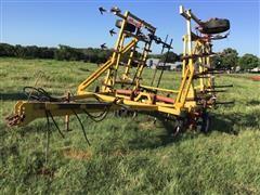 1983 Kent 6327 Field Cultivator w/ Harrow