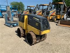 2014 BOMAG BMP 8500 Trench Roller